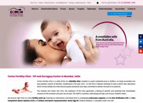 Corionfertilityclinic.com thumbnail