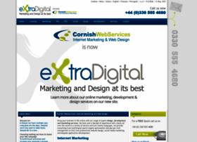 Cornishwebservices.co.uk thumbnail
