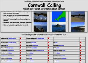 Cornwall-calling.co.uk thumbnail