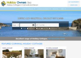 Cornwalldevoncottages.co.uk thumbnail