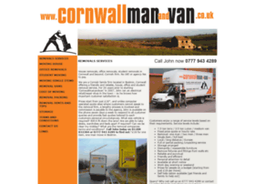 Cornwallmanandvan.co.uk thumbnail