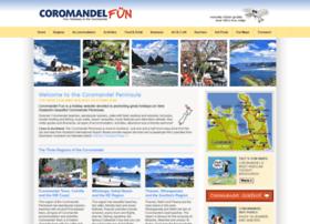 Coromandelfun.co.nz thumbnail