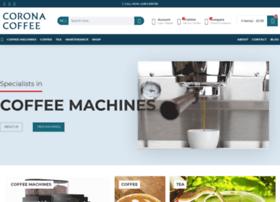 Coronacoffee.co.uk thumbnail