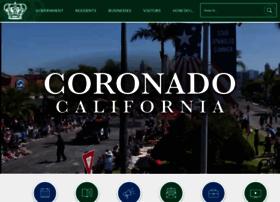 Coronado.ca.us thumbnail
