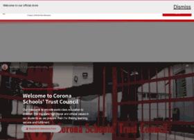 Coronaschools.org thumbnail