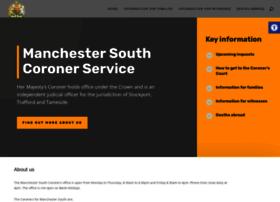 Coronersmanchestersouth.org.uk thumbnail