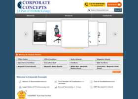 Corporateconcepts.co.in thumbnail