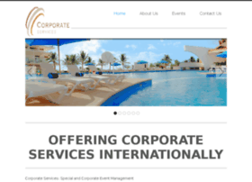 Corporateservicesint.com thumbnail