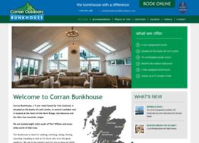 Corranbunkhouse.co.uk thumbnail