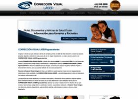 Correccionvisuallaser.com.mx thumbnail