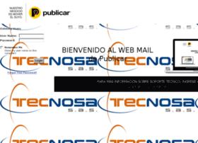 Correo.tecnosa.com.co thumbnail