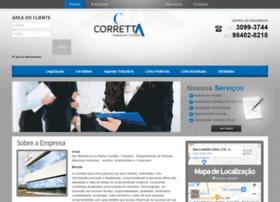 Corretta.net.br thumbnail