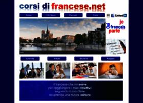 Corsidifrancese.net thumbnail