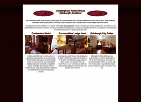 Corstorphinehotels.co.uk thumbnail