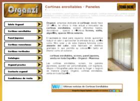 Cortinasenrollables.net thumbnail