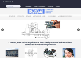 Coserm.fr thumbnail