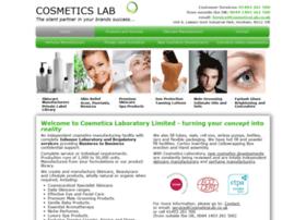 Cosmeticslab.co.uk thumbnail