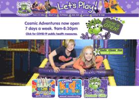 Cosmicadventures.ca thumbnail