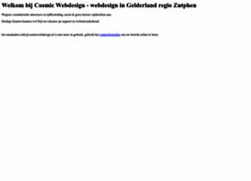Cosmicartworks.nl thumbnail