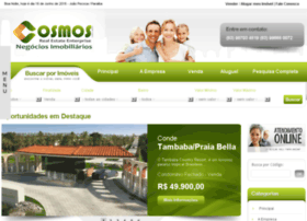 Cosmoimoveis.com.br thumbnail