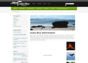Costarica-information.com thumbnail