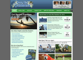 Costaricaoutdoors.com thumbnail
