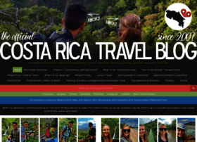 Costaricatravelblog.com thumbnail