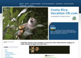Costaricavacationcr.com thumbnail