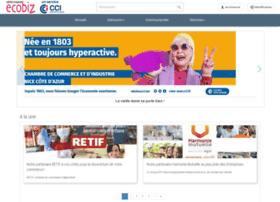 Cote-azur-ecobiz.fr thumbnail