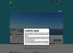 Coteetmerimmobilier.fr thumbnail