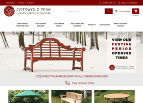 Cotswold-teak.co.uk thumbnail