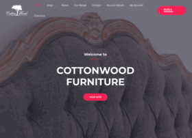 Cottonwoodfurniture.co.za thumbnail
