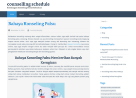 Counsellingschedule.in thumbnail