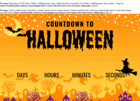 Countdowntohalloween.com thumbnail