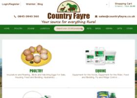 Countryfayre-countrystore.co.uk thumbnail