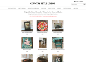 Countrystyleliving.co.uk thumbnail