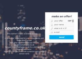 Countyframe.co.uk thumbnail