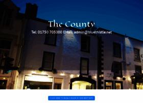 Countyhotelselkirk.co.uk thumbnail