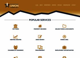 Countyofunion.org thumbnail