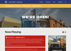 Countytheater.org thumbnail