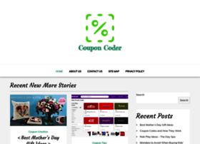 Couponcoder.net thumbnail