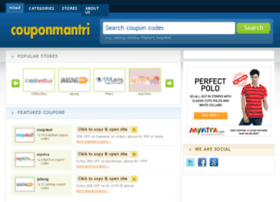 Couponmantri.in thumbnail