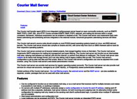 Courier-mta.org thumbnail