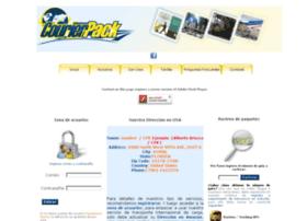 Courierpack.com.ve thumbnail