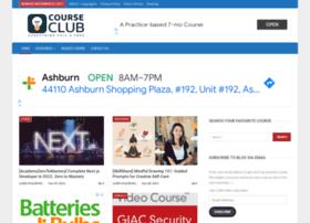 Courseclub.net thumbnail