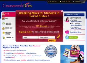 buy coursework uk