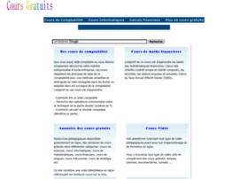 Coursgratuits.net thumbnail
