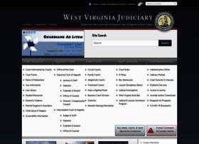 Courtswv.gov thumbnail