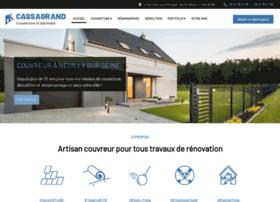 Couvreur-cassagrand-78.fr thumbnail