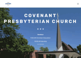 Covenantpcusa.org thumbnail